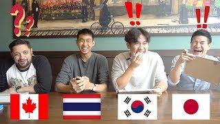 คนต่างชาติ vs สำเนียงคนไทย