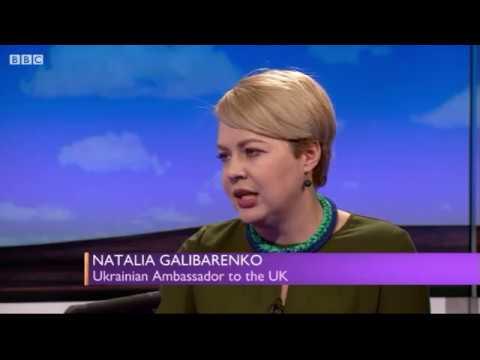 "Ukrainian Ambassador's interview to the BBC ""Daily Politics"", February, 3 2017"