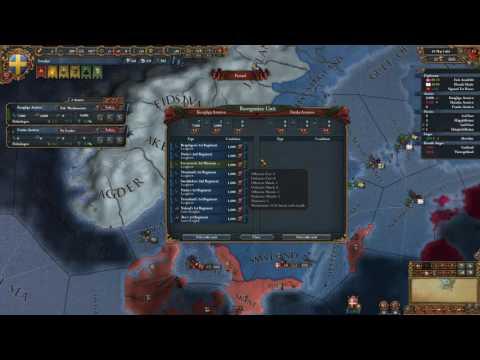 Europa Universalis 4 - Sweden is not OP AGAIN! Ep5