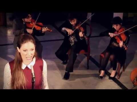 Cira Ferrero - Broadway en vivo - Quiet (Matilda)
