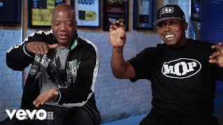 M.O.P. - This Is How Lil Fame Got Into DJing (247HH Exclusive)