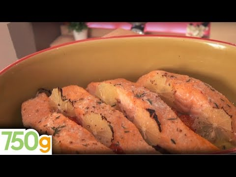 recette-de-saumon-au-four---750g