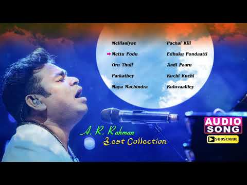 Best of AR Rahman Songs | Audio Jukebox | AR Rahman Hit Songs Collection | Music Master