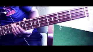 Praise Him In Advance - Marvin Sapp Bass Guitar Tutorial by David Oke (AGS)