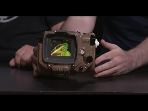 Unboxing Fallout 4's Super Limited Pip-Boy Edition