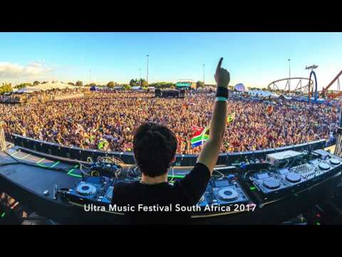 Ultra Music Festival South Africa 2017, Johannesburg - 26.02.17