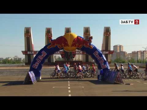 Добравшись до Читы, самая длинная в мире велогонка потеряла больше половины велосипедистов
