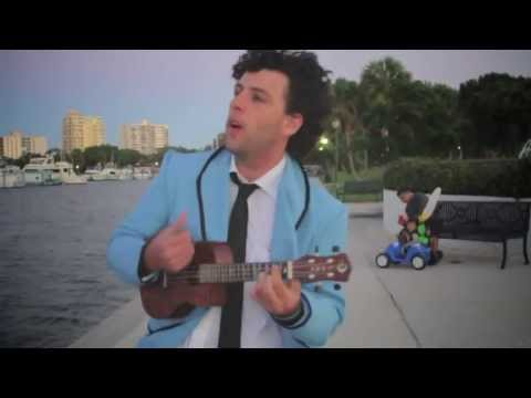 Adam Sandler - Grow Old With You (Ukulele...