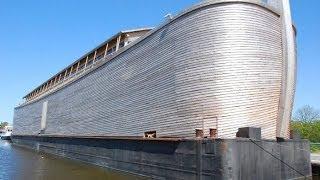 بالفيديو سفينة نوح تظهر من جديد!