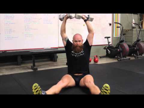Zydrunas Savickas Abs The Z-Press Test | Doo...