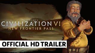 Civilization VI - January 2021 DLC | New Frontier Pass