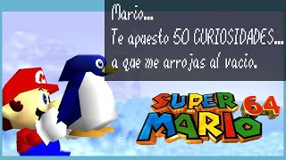 50 COSAS de Super Mario 64 que QUIZÁS NO SABÍAS | N Deluxe