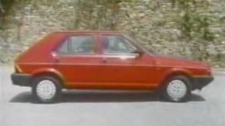 Fiat Ritmo  Stylo  80s