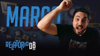 RELATÓRIO DB - MARÇO 2021