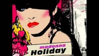 Madonna - Holiday - Instrumental Version
