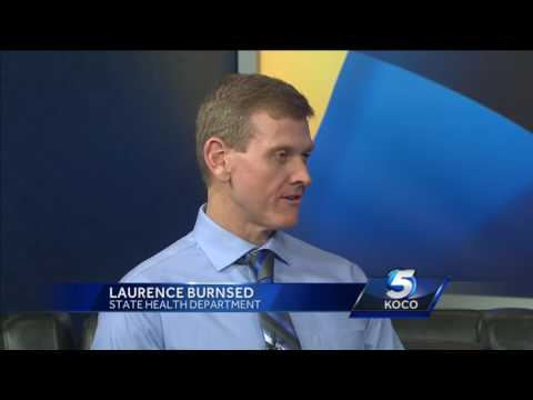 Oklahoma health official talks about growing flu numbers