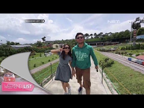Weekend List - Marsya & Shinta jalan-jalan ke Floating Market Lembang,   Bandung