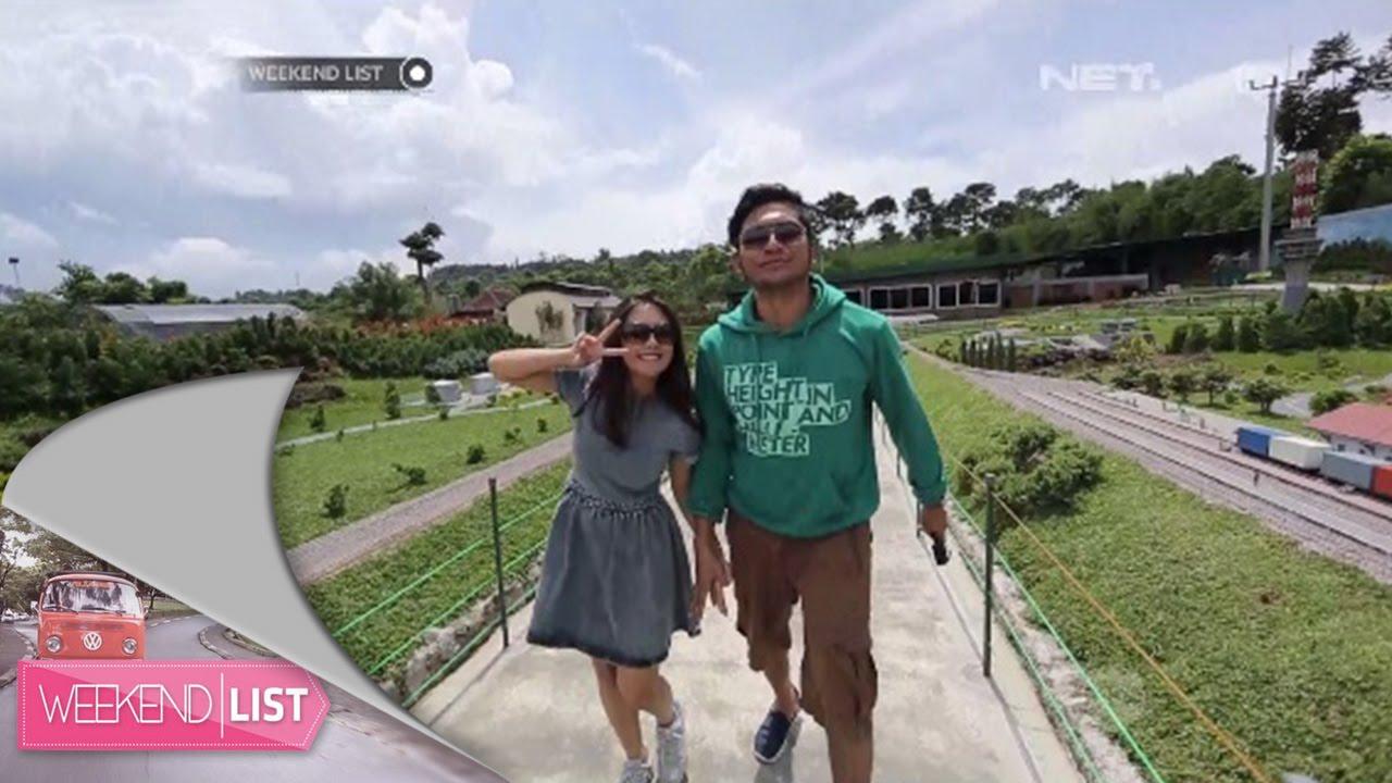 Weekend List Marsya Shinta Jalan Ke Floating Market Tiket Masuk Lembang Bandung Youtube
