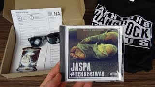 JASPA - #PENNERSWAG (Ltd.Box-Set) - UNBOXING / REVIEW