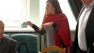 Міського голову Ніжина облили помиями(Уездные новости www.uezd.com.ua., 2012-09-21T17:00:20.000Z)