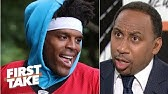 Cam Newton is overrated – Stephen A.First Take