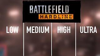 Battlefield Hardline: 60 FPS PC Performance Review!