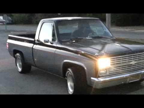 Chevy silverado 1983