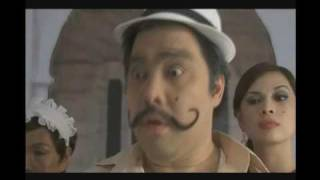 Mega Sardines - Cesar Montano dance move for Nobody by Wonder Girls