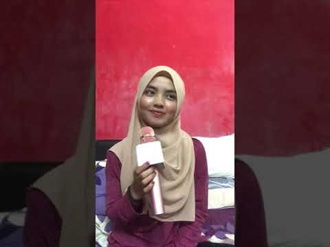 Comel pipi merah- Siti Nurhaliza (cover) cikgu meera