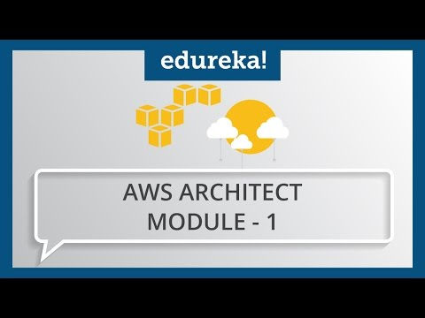 Amazon AWS Training Video | AWS Certified Solutions Architect Tutorial | AWS Training | Edureka