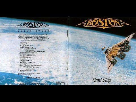 Boston - A New World mp3