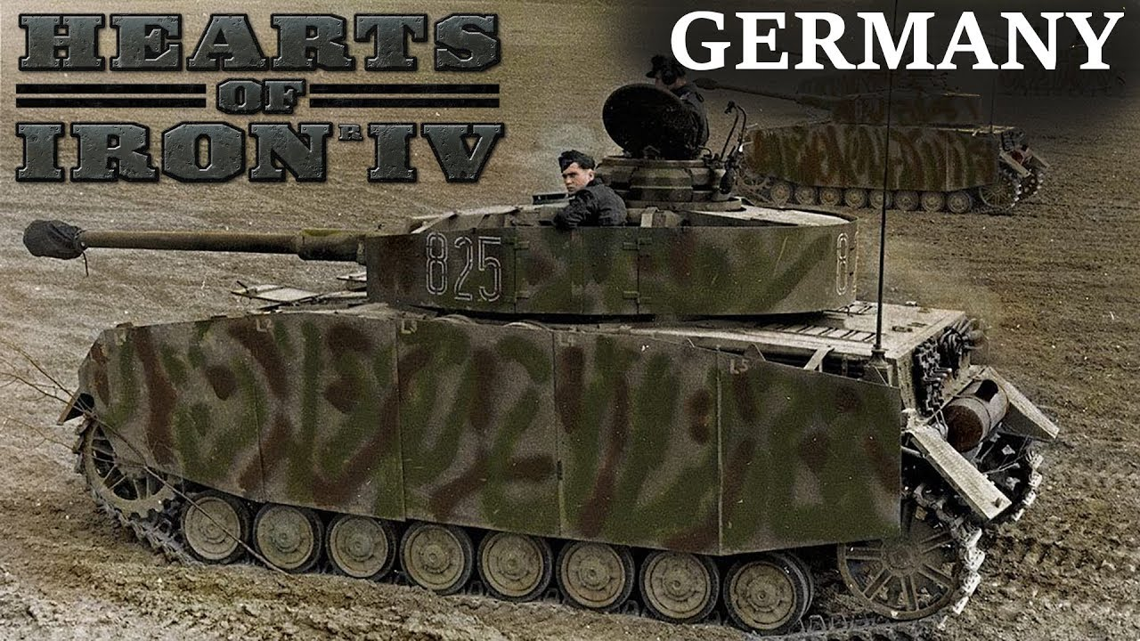Hearts of Iron 4 - Germany - Episode 11 - Growing the Empire