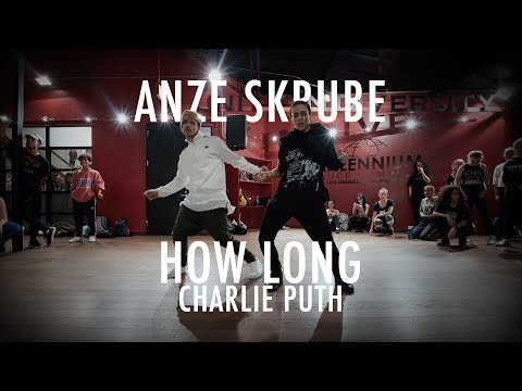 Charlie Puth - How Long / Choreography by Anze Skrube