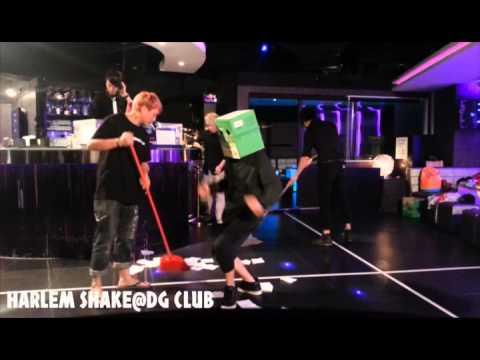 HARLEM SHAKE@DG CLUB (Devotion To Music DJ Group)