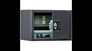 Недорогие мебельные сейфы Aiko T. Видео обзор модельного ряда на примере модели Aiko T-250 EL / KL
