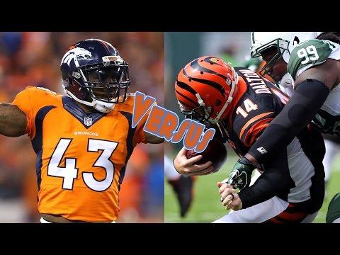 Broncos vs Bengals Predictions
