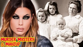 Hell's Belle The Black Widow of the Midwest - Belle Gunness - Mystery & Makeup GRWM | Bailey Sarian