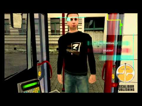 European Bus Simulator by Excalibur Publishing - Official PC Trailer [HD]