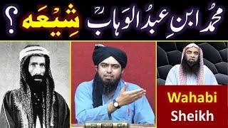 Gambar cover Muhammad Ibne Abdul Wahab SHIAH ??? 10-Impt. References of BOOK ??? (By Engineer Muhammad Ali Mirza)