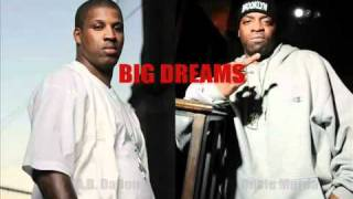 A.B.  FT.  UNCLE MURDA & BIGGIE SMALLS (BIG DREAMS)