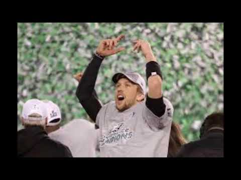 FLY EAGLES FLY  Eagles Fight Song remix