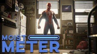 Moist Meter | Marvel's Spider-Man