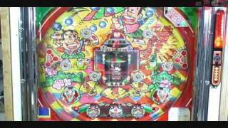 THIS WAS MY FIRST PACHINKO FROM THIS ERA. I HAD A BLAST FIXING AND ...