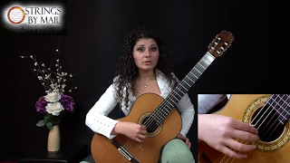 Practicing Right Hand Alone - Strings by Mail Lessonette | Gohar Vardanyan