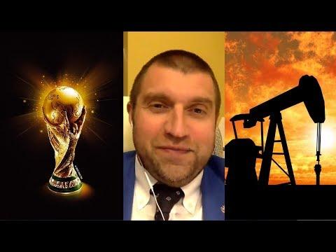 Дмитрий ПОТАПЕНКО - Жизнь после футбола. Экономика России в свободном падении
