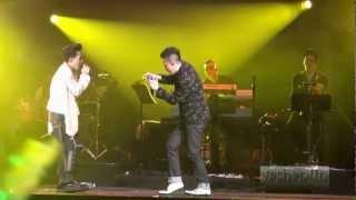 20120616 林宥嘉香港紅館神遊 -- vs.嘉賓 黃耀明 春光乍洩 +金粉世家