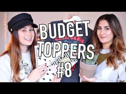 BUDGET TOPPERS #8