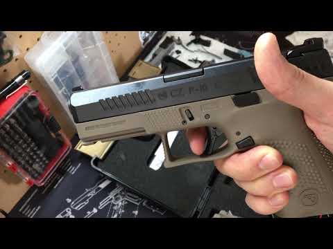 Apex Tactical Specialties CZ P10c Magazine Release Review