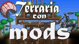 Terraria con mods - Ep. 30: Espada de la noche