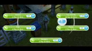 The Sims FreePlay - Vacationer